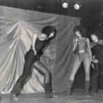 """""""La Bussola"""" di Viareggio. Show con il balletto di Enzo Paolo Turchi - 1982"""
