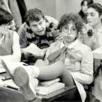 """Protagonista di """"Quella peste di Pierina"""". Film di Michele Massimo Tarantini. Anno 1981."""