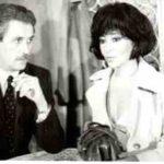 """""""L'Appartamento"""" di Billy Wilder nella versione teatrale, Marina Marfoglia interpreta Miss Kubelick - 1989"""