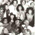 Marina, Renato Zero e tanti amici del Piper Club - fine anni '70