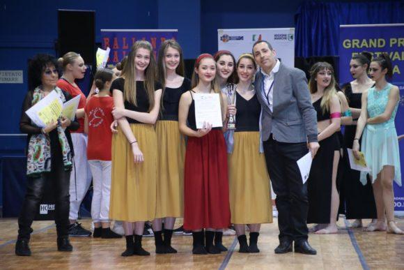 Grand Prix Festival Danza 2017 - VERONA