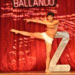 Alessio Marchini I° class. Danza Contemporanea