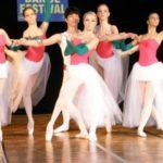 Balletto regionale pugliese esibizione danza classica Tursport 2011