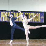 Coppia Modern jazz Dance selezione Calabria 2012