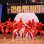 Coreografia Free Dance selezione Ariccia 2012