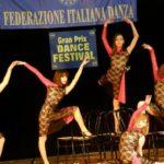 Esibizione Free Dance Tursport 2011