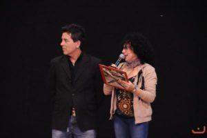 Gino Aprile e Marina Marfoglia