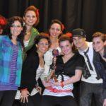 Gruppo finalista Grand Prix Dance Festival 2011 San Bonifacio (VR)