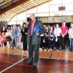 M° Cherubini presenta i concorrenti selezione Puglia 2012