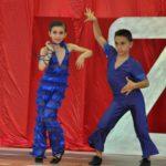 Pia Giada e Simone primi class. Salsa (Danze di Folklore)
