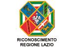 Riconoscimento Regione Lazio
