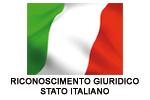 Riconoscimento Giuridico stato Italiano