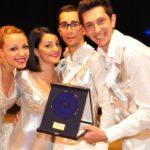 Vincitori Danze Caraibiche Teatro Maugeri Acireale CT